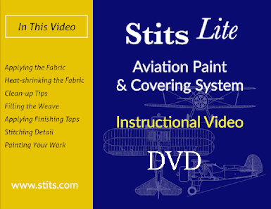 Stits Covering and Paint System DVD Video